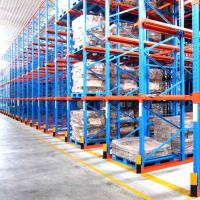 Cheap Heavy Duty Warehouse Metal Storage Drive in Drive Through Pallet Racking System for sale