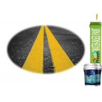 Cheap Wear Resistant Water Based Industrial Paint Thermoplastic Traffic Marking Paint for sale