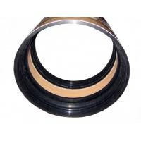 Cheap Custom Molded Rubber Parts drain pipe coupling gasket for sale