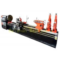 China Universal Parallel Gap Bed Horizontal Lathe Machine For Non Ferrous Metal Parts on sale