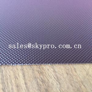 Cheap 3 Ply Diamond Low Noise PVC Conveyor Belt 2mm Thickness PVC Conveyor Belting for sale