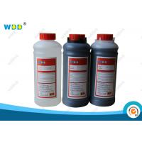 Cheap Flammable 1L CIJ Ink Small Character Willett Inkjet Strong Penetration for sale