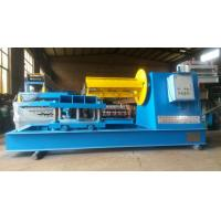 Cheap Automatic Hydraulic Decoiler Machine , Sheet Metal Decoiler 350H Steel Frame for sale