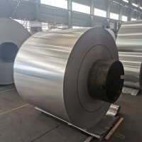 Cheap Hot Rolling Automobile Body Aluminium Foil Roll For Heat Exchanger for sale