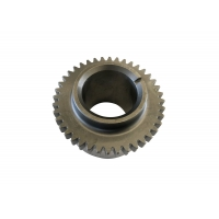 Buy cheap High Precision ANSI Stainless Steel Excavator Pinion Spur Gear Diesel Engine from wholesalers