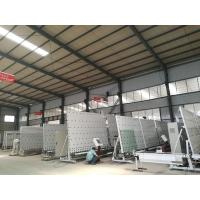 Double Glazed Glass Production Line 2000x2500 Max Glass Size CE Certificated