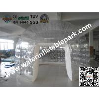 Buy cheap UV Protected Transparent PVC Inflatable Clear Dome / 4m Dia Clear Dome from wholesalers