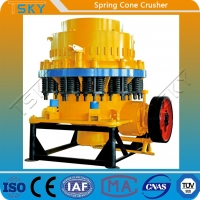 Cheap PYZT1200 Spring Cone Crusher High Efficiency Stone Crushing Machine for sale