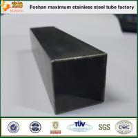 Cheap 2017 hot sale 304L 316L stainless steel square pipe tubing from China for sale