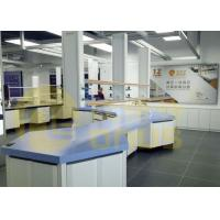Cheap No Radiation Chemistry Lab Countertops Chemical Resistant Standard Customized for sale