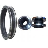 STAINLESS STEEL OR CAST STEEL SINGLE SPHERE BALL FLEXIBLE RUBBER JOINT