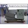 Buy cheap CE Standard Screw Press Sludge Dewatering / Sewage Treatment Equipment from wholesalers