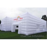 Cheap Hot sale Party Inflatable Cube Tent for outdoor event for sale
