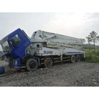 Cheap 47M Refurbished Used Concrete Pump Truck 8*4 Drive Mode 2007 Year Made for sale