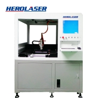 Cheap Herolaser Equipment 2mm High Precision Laser Cutting Machine For Glasses frame for sale