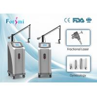 Cheap Fractional CO2 laser machine mainly for any skin problems solved for sale