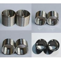 Helicoil thread inserts for metal with certificate of