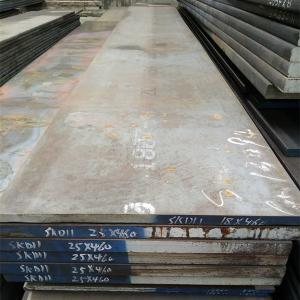 Cheap Standard ESR Cold Work Tool Steel AISI D2 JIS SKD11 DIN1.2379 Flat Bar for sale