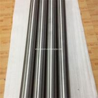 Cheap titanium sputtering target in rod condition 99.99% target for vacuum PVD for sale