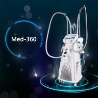 Cheap 5 In 1 13.6mhz Weight Loss Vacuum Cavitation Machine for sale