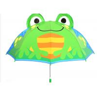 Buy cheap With Ear Creative Gift Cartoon Whale pattern design Animal Umbrella Princess kids and Children's safety Umbrella from wholesalers