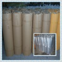 Fiber Glass Insulation Coating Aluminum Foil For Roof Insulate With