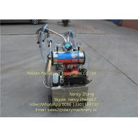 Cheap 25 Liter High Speed Portable Milking Machine For Homehold Cow for sale