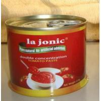Cheap Tomao paste 2200g canned tomato ketchup triple concentrate Brix 28-30% 30-32% 36-38% for sale