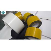 Cheap Polyethylene Film Backing Underground Pipe Wrap Tape with ASTM D 1000 Standard for sale