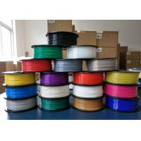 Cheap 1.75mm 3.00mm High Quality 3D Printer PLA ABS Filament Full Colors for sale
