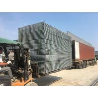 Cheap USA Standard construction temporary chain link fence(direct factory) for sale