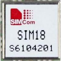 Cheap GPS Module SIM18 With Sirf 4 Chipset for sale