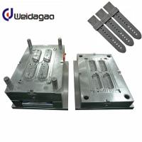 China Cold Runner Plastic Injection Mold Tooling , PP Injection Moulds Watchband on sale