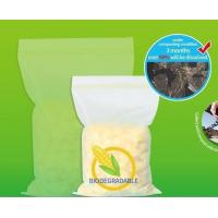 Buy cheap Corn Starch Biodegradable Zipper Bags from wholesalers