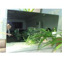 Cheap 2mm 4mm 6mm Clear Float Type Silver Coated Mirror Glass for Decorative for sale
