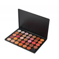 Buy cheap 35 Color Makeup Health Care High Pigment Private Label Eyeshadow Palette from wholesalers