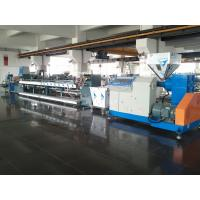 Blue Color Plastic Strap Making Machine Pp Strap Production Line 50-80kg/Hr Capacity