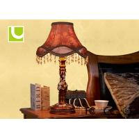 Cheap European Style Aroma Pendant Luxurious Table Lamps Crystal Drop Table Lamp for sale
