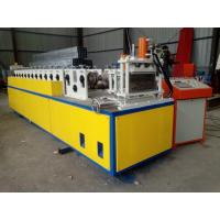 Cheap Brazil Market Light Steel Keel Roll Forming Machine 10-12MPa Hydraulic Pressure for sale