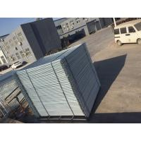 Cheap Temporary Fencing Panels for sale 2.1m x 2.4m hot dipped galvanized China Temporary Fence supplier for sale