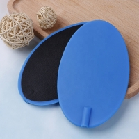 Cheap Factory wholesale 9.5x16cm Silicone rubber electrode conductive pad for sale