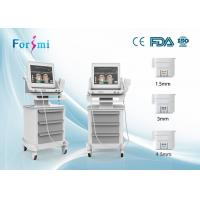 Cheap 2017 newest hifu machine obvious effect with only one treatment for sale