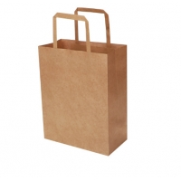 Cheap FDA Printed Paper Shopping Bags for sale