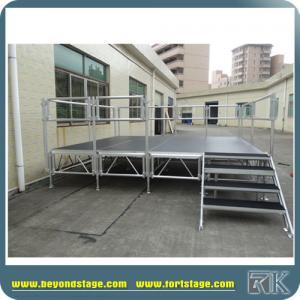 High Heavy Duty Aluminum Stage Platform Platform Strong Platform for Wedding Stage and Dancing Platform High Quality