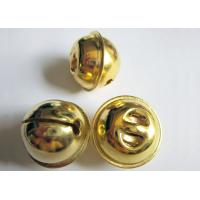 Cheap Decorating for Christmas with Jingle Bells in golden color for sale