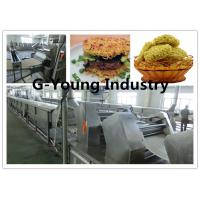Cheap highly automatic Fried Noodles Making Machine fried instant noodles production lines for sale