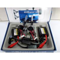 DC 35w h7 hid xenon kit (slim ballast ) color box packing (black and red wire)