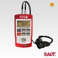 China Portable Ultrasonic Thickness Gauge price  SA40+ which can test thickness covered with coating on sale