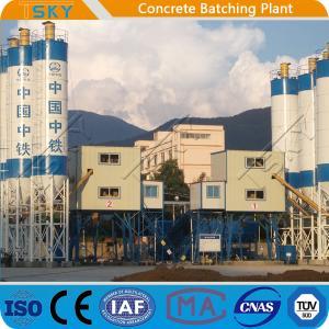Cheap RMC Project HZS180 180m3/h Concrete Batching Plant for sale