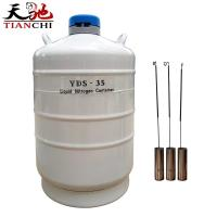 Cheap TIANCHI Liquid Nitrogen Container YDS-35B Stainless Steel Storage Tank Price for sale